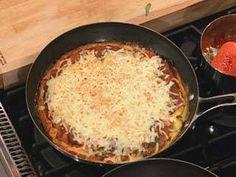 Breakfast Pizza Frittata Recipe
