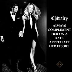 Chivalry www.gentlemans-essentials.com