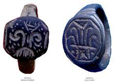 Inelul din bronz de la Seimeni şi inelul din bronz descoperit la Lviv, Ucraina Cookies, Desserts, Food, Crack Crackers, Tailgate Desserts, Deserts, Biscuits, Essen, Postres