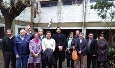 La Dirección de Derechos Humanos participó del acto de señalización de la ex R.I.B.A de Morón