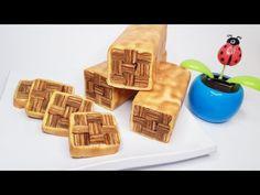 Lapis legit Anyaman Gulung    WimRini Kitchen - YouTube Lapis Legit, Waffles, Breakfast, Kitchen, Youtube, Food, Morning Coffee, Cooking, Kitchens