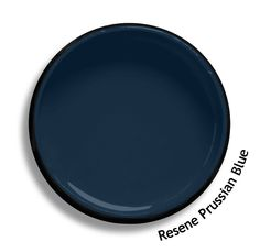 Resene Prussian Blue is a deep blue pigment, Germanic in origin. For my piano? Exterior Paint Colors, Exterior House Colors, Paint Colours, Wall Colors, Ceiling Color, Colored Ceiling, Resene Colours, Blue Pigment, Cedar Homes