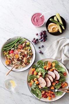 Our plan helps you jump back into healthy eating with fresh food at a calorie level that keeps pep in your step. Use it post-holidays, fo...