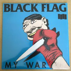 Black Flag - My War (Used LP)