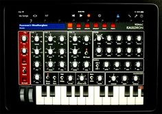 Kauldron 'Smart Analog Modeling Synth' For iOS Now Available