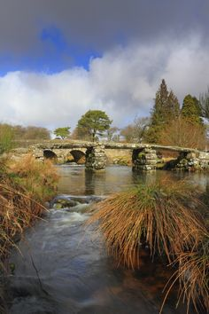 Postbridge in Dartmoor National Park - Devon, England Dartmoor National Park, Devon And Cornwall, British Countryside, All Nature, British Isles, Devon England, Devon Uk, Oxford England, Cornwall England