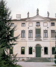 Villa De Paoli Pagani, Caldogno