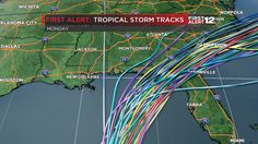 A cold front stretching from eastern Canada down to the Texas Gulf coast is slowly pushing east across Mississippi Sundayafternoon. Also, Tropical Storm Colin is strengthening over the...