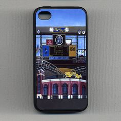 IPHONE CASES  Milwaukee BREWERS at Miller Park  by gallerytrio