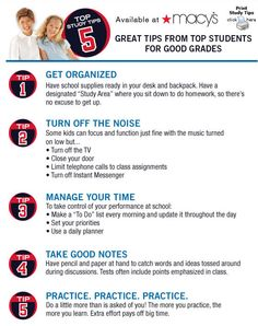 college student tips