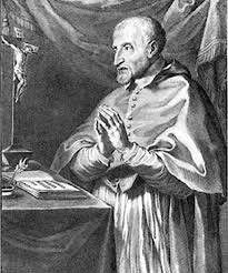 Saint of the Day for Saturday, September 17th, 2016 - St. Robert Bellarmine