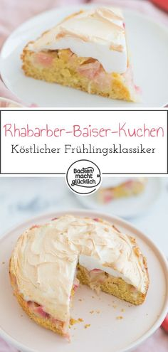 Rhabarber – Baiser – Kuchen Rhubarb meringue cake, a refined recipe from the cakes category. Ratings: Average: Ø Rhubarb meringue cake miRhubarb meringue cakeRhubarb meringue cake Rhubarb Meringue, Rhubarb Cake, Meringue Cake, Dessert Nouvel An, Ice Cream Toppings, Food Cakes, Greek Recipes, Cake Recipes, Stuffed Peppers