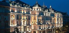 Stay in one of the finest 5 star hotels in Budapest. Formerly the Royal Hotel Budapest, Corinthia is a bastion of luxury in the heart of the city. Grand Budapest Hotel, Grand Hotel, Visit Maldives, Five Star Hotel, Beautiful Hotels, Beautiful Places, City Break, Adventure Is Out There, Best Hotels