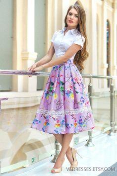 May 2020 - Pink linen skirt Summer MIDI skirt long skirt circle skirt Modest Outfits, Skirt Outfits, Modest Fashion, Dress Skirt, Fashion Dresses, Steampunk Fashion, Gothic Fashion, Modern 50s Fashion, Apostolic Fashion