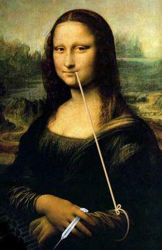 Mona Lisa - Piece Of Art (23)
