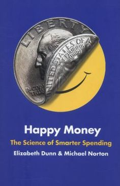 In this helpful, enthusiastic book, authors Elizabeth Dunn and Michael Norton address the relationship between happiness and money, and you might be surprised by what you learn: having more money doesn't necessarily equate to more happiness. Instead, it's how you spend it that counts.