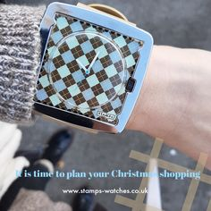 Happy Friday everybody!😘It is perfect time to start shopping for Christmas 🎄🎁🎁🎁❄🌨☃️ www.stamps-watches.co.uk/watches/single-watches/scottish-pattern-s-t-a-m-p-s-single-watch/ www.stamps-watches.co.uk/metal-jack/full-metal-jack-single-watch-frame/ www.stamps-watches.co.uk/bracelets/leather-bracelets/beige-leather-wrist-bracelet/ #stampswatches #freeshipingworldwide #mixandmatchstyle #watchthatstick #accessoriesoftheday #lovindublin #localbusines #leatherbracelet #sunnyday #happyfriday…