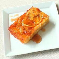 Foto da receita: Portokalopita (torta de laranja grega)