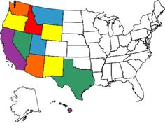 States I've been..... so far