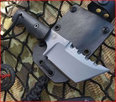 M3 Medic Custom - RELENTLESS KNIVES USA
