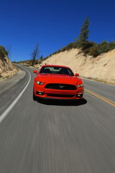 Ford Mustang 2015: f