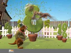 Odd Todd and Even Steven – A wonderful song/video to teach young students odd & even numbers and the concepts of teamwork and friendship.