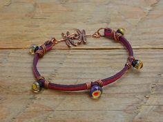 Art Jewelry Elements: Headpin Cuff Tutorial