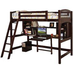 16 Best Loft Beds Images In 2013 Bunk Beds Futon Bunk