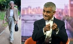 We HAD a vote why do People like Khan only like democracy when it does what THEY want ? London mayor Sadiq Khan calls for a second referendum on Brexit Sadiq Khan, Enemy Of The State, Tory Party, Why Do People, Being Ugly, London, Face, The Face