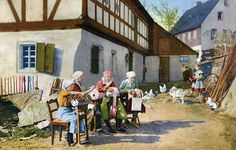 Dentellières d'Erzgebirge Lace Painting, Lace Art, Lacemaking, Bobbin Lace, Life Is Beautiful, Wall Prints, Cover Art, Lace Pillows, Needlework