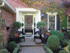 Transitional Outdoor Design
