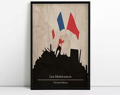 les miserables on Etsy, a global handmade and vintage marketplace.