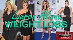 Lauren Alaina Weight Loss before and after Results