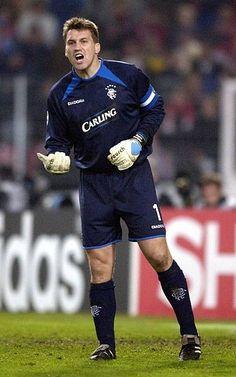 Stefan Klos. Rangers Football, Rangers Fc, Best Club, Goalkeeper, Champions League, Glasgow, My Photos, Sporty, Bears
