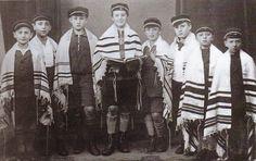 Kieler Synagogenchor Dezember 1930