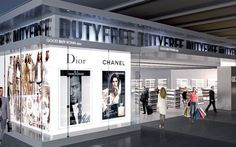 Rome Fiumicino Airport Duty Free - https://www.dutyfreeinformation.com/rome-fiumicino-airport-duty-free/