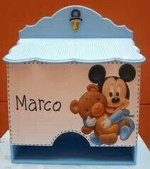 Baby Shawer, Baby Box, Baby Birth, Juegos Baby Shower Niño, Kit Bebe, Decoupage Box, Kids Cards, Diy Gifts, Toy Chest
