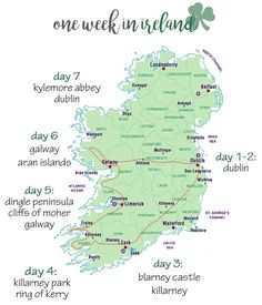 one week in ireland, itinerary  ireland, outfits for ireland vacation, tips for traveling in ireland,