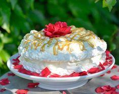 Scandinavian Food, Pavlova, Yummy Cakes, Recipies, Food And Drink, Cookies, Desserts, Om, Apples