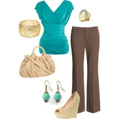 Sand and Sea, created by gooftrp5 on Polyvore