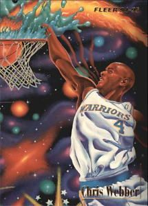 1994-95-WARRIORS-Fleer-Pro-Visions-5-Chris-Webber