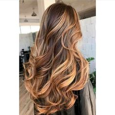 Brunette Color, Brunette Hair, Long Brunette, Spring Hairstyles, Cool Hairstyles, Long Hair Curled Hairstyles, Long Curled Hair, Short Hairstyle, Hairstyles Haircuts