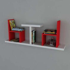 wall shelves kids bookcase,shelves,wall shelf,wall shelves,shelf,wall decor,modern shelf,modern shelves,bookcase shelves,kids shelf Simple and stylish,Wall Shelf, is a contemporary and angular design that is perfect for displaying your small favourite books and objects. Featuring