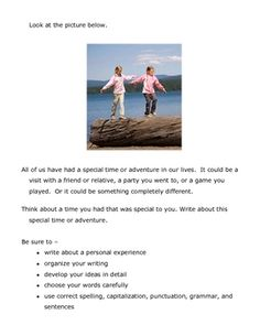 STAAR Writing  th and  th Grade Expository Prompts    by The WRITE     Pinterest This writing assessment tests a student s general writing skills  A student  can earn a top score by crafting a well structured essay  with an opening