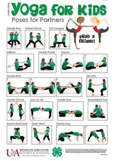 4H Yoga program for