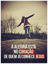 De Quem já conhece a Jesus Aleluia Amém!
