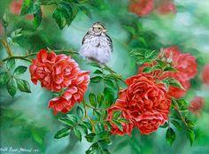 Flores y pájaros mayordomos Aleta. Debate sobre LiveInternet - Servicio ruso diarios online