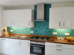 Ral 5018 - Turquoise blue  A fresh and practical colour classic that will stand the test of time. Fitted by Splashbacks NI