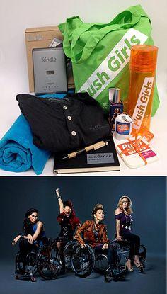 Sundance Channel's 'Push Girls' Amazon Kindle & Prize Pack