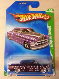 2009 Hot Wheels Custom '53 Chevy Super Treasure Hunt
